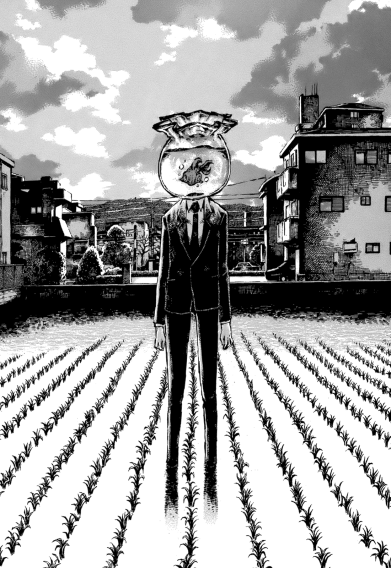 Chimoguri Ringo to Kingyobachi Otoko -09