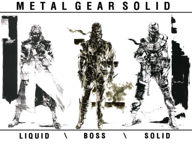 mgs snakes