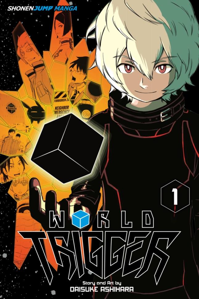 world trigger -09