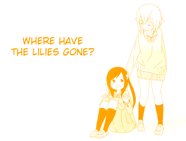 a lack of lilies