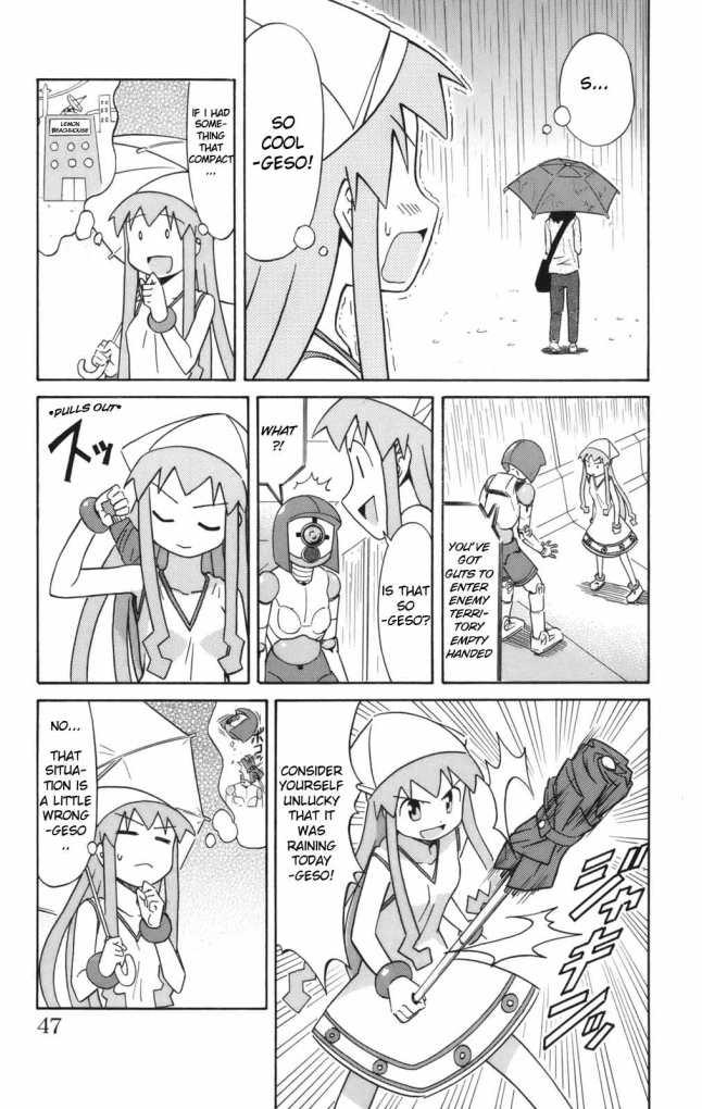 shinryaku ika musume -10