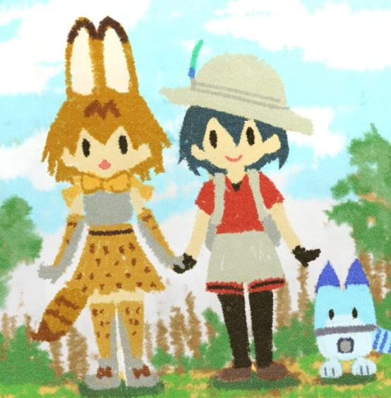 kemono friends -12