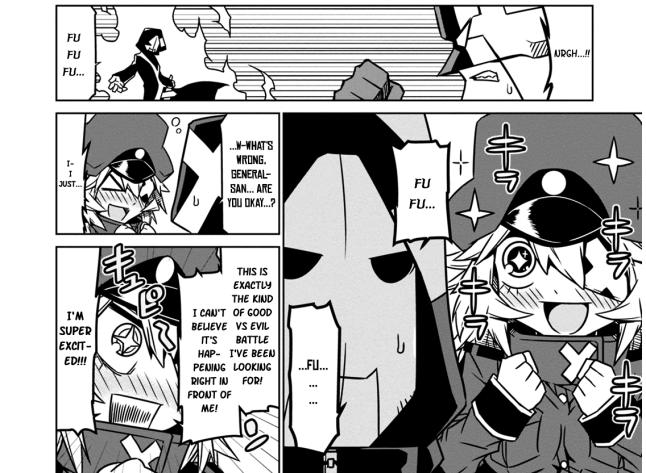 Zannen Onna-Kanbu Black General-san -15