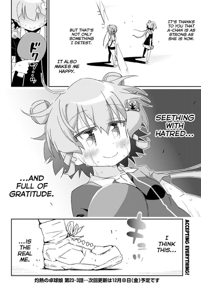 Shakunetsu no Takkyuu Musume -41